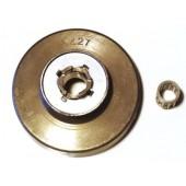 """SH381R6N - Pignon de chaine 3/8"""" LP 6 dents pour tronconneuse SHINDAIWA"""