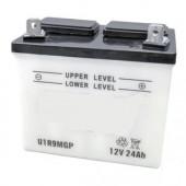 U1R9 - Batterie (U1R9) 12 Volts 24 Ah - Borne + à droite