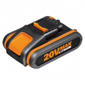 WA3551 - Batterie 20V / 2.0Ah Li-ion WORX