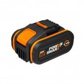 WA3641 - Batterie 20V / 6.0Ah Li-ion WORX