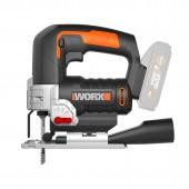 WX543.9 - Scie Sauteuse WORX - SANS batterie NI chargeur