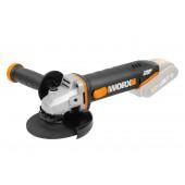 WX803.9 - Meuleuse d'Angle WORX - SANS batterie NI chargeur