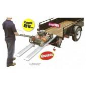 9108204 - Rampe acier droite pour tondeuse