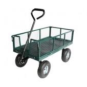 Chariot de jardin en grillage - XBIMC363